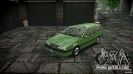 Volvo 850 Turbo 1996 for GTA 4