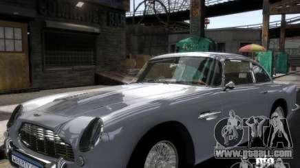 Aston Martin DB5 Vantage BETA for GTA 4