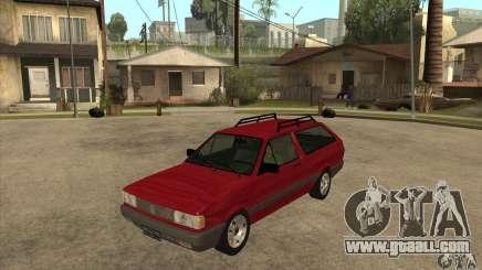 VW Parati GL 1994 for GTA San Andreas