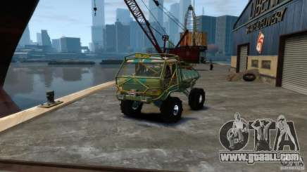 UAZ Goliath Prototype for GTA 4
