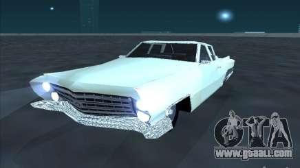 Cadillac Stella for GTA San Andreas