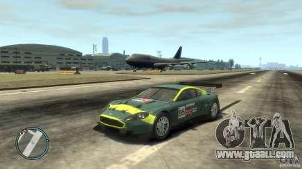Aston Martin DBR9 for GTA 4