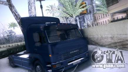 KAMAZ 5460 Sport for GTA San Andreas