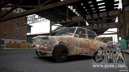 VAZ 2106 Rusty for GTA 4