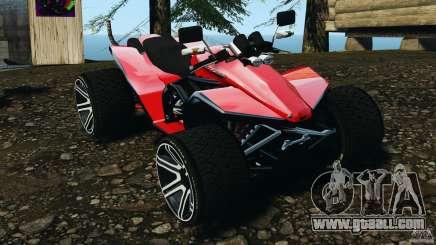 ATV PCJ Sport for GTA 4
