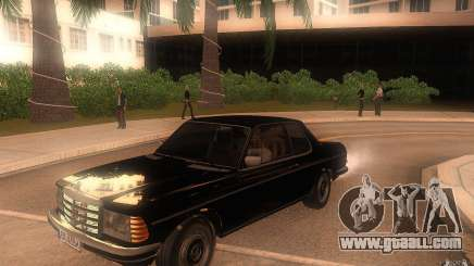 Mercedes Benz 280 CE W123 1986 for GTA San Andreas