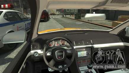 Audi S4 Avant for GTA 4