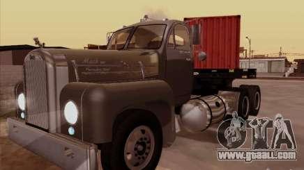 Mack B 61 for GTA San Andreas