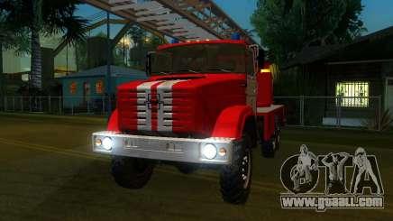 ZIL 4334 Al-30 for GTA San Andreas