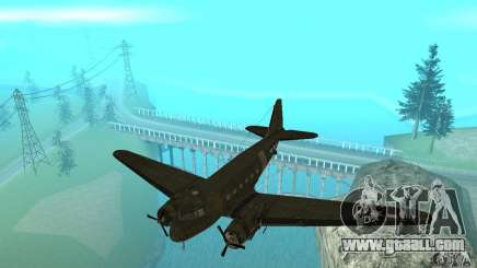 C-47 Skytrain for GTA San Andreas