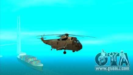 SH-3 Seaking for GTA San Andreas