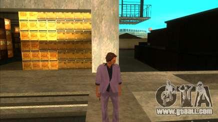 Ken Block for GTA San Andreas
