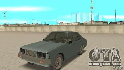 Mitsubishi Galant Sigma 1980 for GTA San Andreas