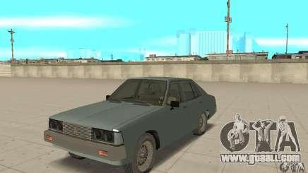 Mitsubishi Galant Sigma 1980 for GTA San Andreas