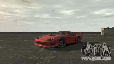 Turismo from GTA SA for GTA 4
