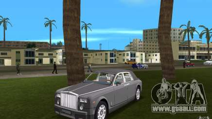 Rolls Royce Phantom for GTA Vice City