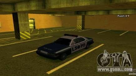 Merit Police Version 2 for GTA San Andreas