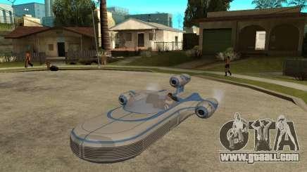 X34 Landspeeder for GTA San Andreas