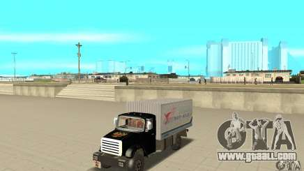 ZIL 433112 with tuning for GTA San Andreas