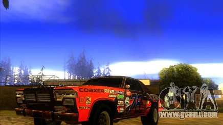 Bonecracker from FlatOut 1 for GTA San Andreas
