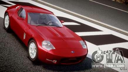 Ford GR-1 for GTA 4