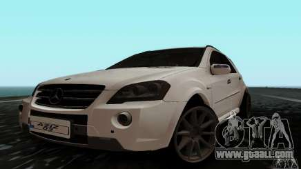 Mercedes Benz ML63 AMG for GTA San Andreas