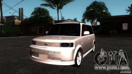 Toyota BB for GTA San Andreas