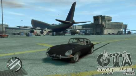 Jaguar XK E-type for GTA 4
