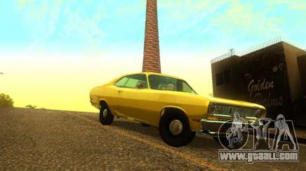 Plymouth Duster 1972 for GTA San Andreas
