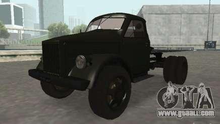 GAZ 51 p for GTA San Andreas