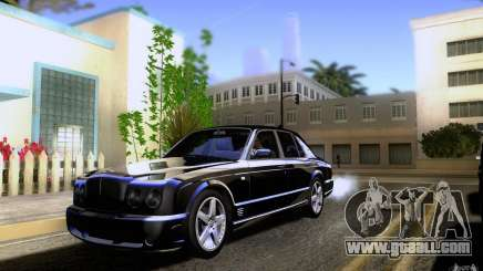 Bentley Arnage for GTA San Andreas