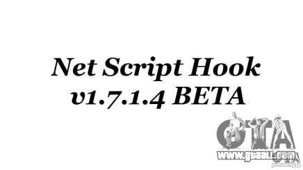 Net Script Hook v1.7.1.4 [Beta] for GTA 4