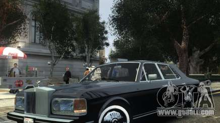 Rolls-Royce Silver Spirit 1990 for GTA 4