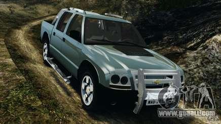Chevrolet S-10 Colinas Cabine Dupla for GTA 4