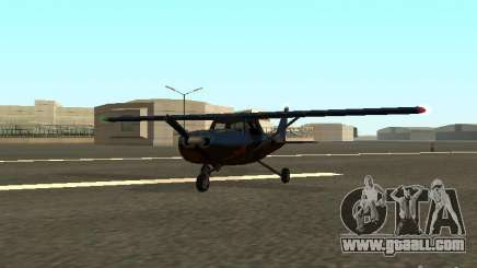 A new plane-Dodo for GTA San Andreas