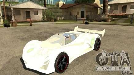 Mazda Furai for GTA San Andreas