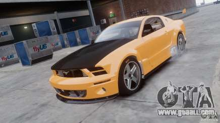 Ford Mustang GT-R for GTA 4