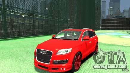 Audi Q7 v12 TDI for GTA 4