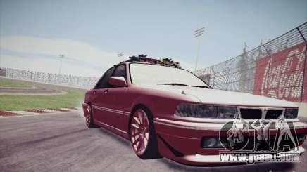 Mitsubishi Galant 1992 JDM for GTA San Andreas