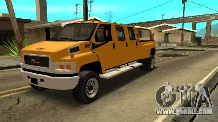 GMC TopKick for GTA San Andreas