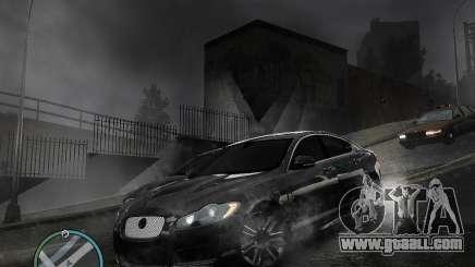 Jaguar XF-R for GTA 4