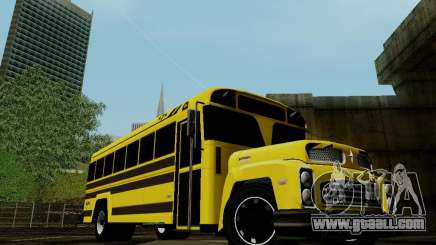 International Harvester B-Series 1959 School Bus for GTA San Andreas