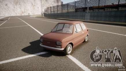 Fiat 126 for GTA 4