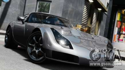 TVR Sagaris MKII v1.0 for GTA 4