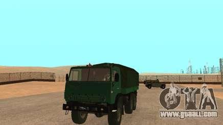 KAMAZ 4310 for GTA San Andreas