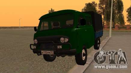 UAZ 39094 for GTA San Andreas