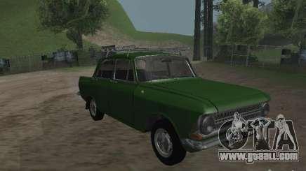 Izh 412 v3.0 for GTA San Andreas