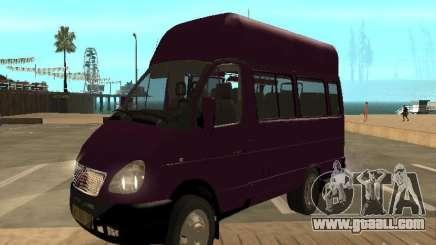 Gazelle 32213 taxi for GTA San Andreas
