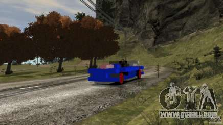 LEGOCAR for GTA 4