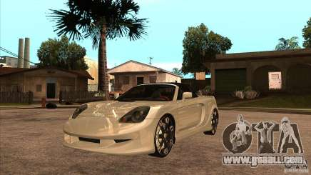 Toyota MR-S Veilside for GTA San Andreas
